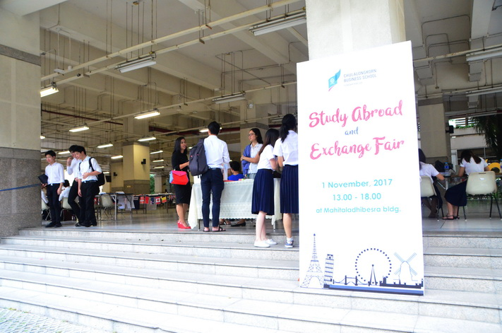 The Exchange and Study Abroad Fair 2017