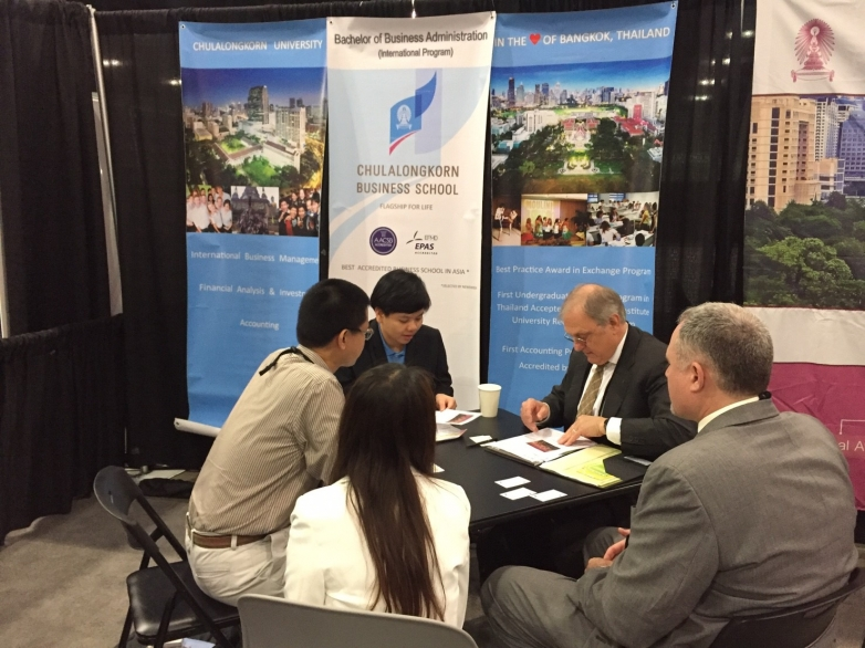 BBA in NAFSA 2017