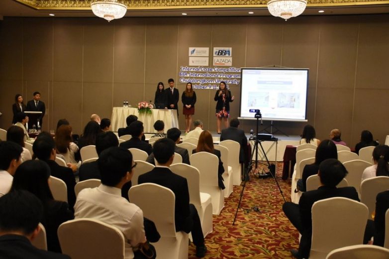 2015 BBA Internal Case Competition