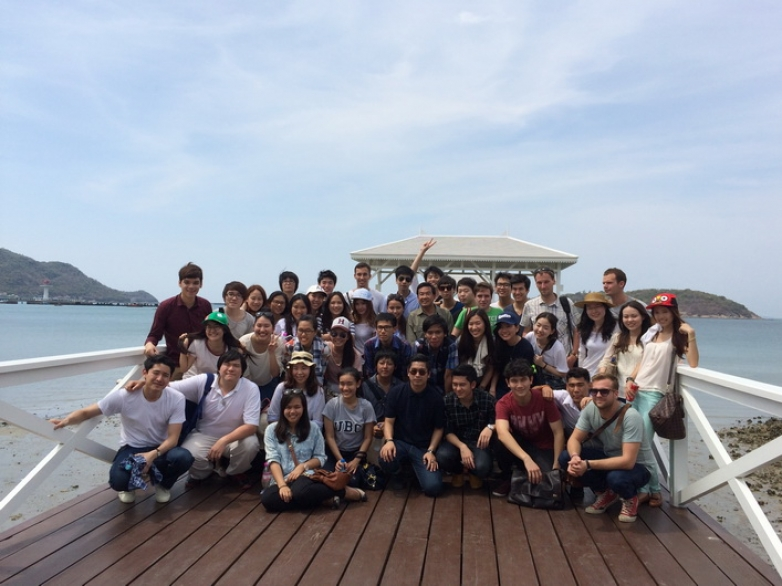 FEAS STUDY/PROJECT EVAL Class' Field Trip at Cha-Am and Hua Hin