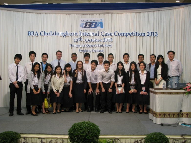 2013 BBA Internal Case Competition