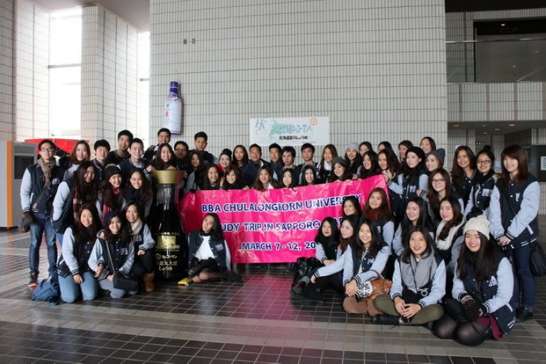 2015 Study Trip in Sapporo, Japan