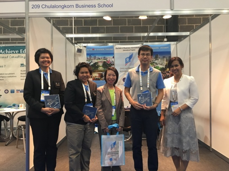 BBA in EAIE Liverpool 2016