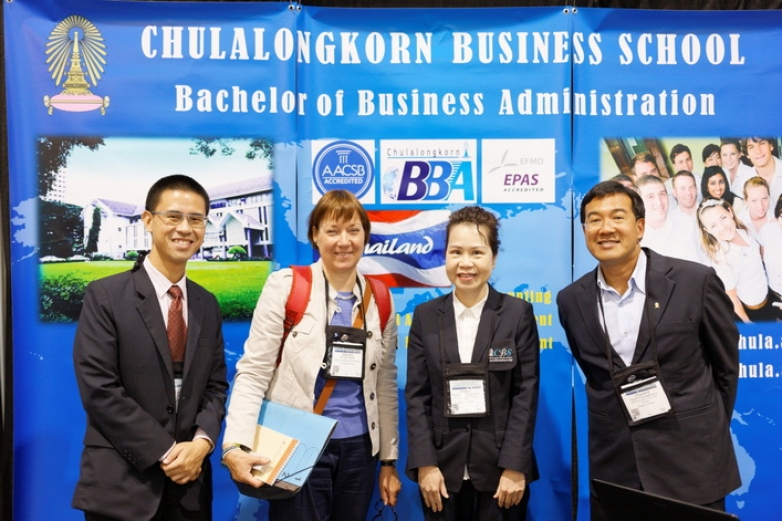 BBA in NAFSA 2015