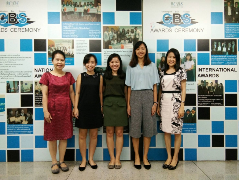 NUS students' campus visit for the ASEAN Accounting Education Workgroup